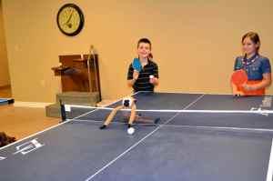 Sherwood ping pong